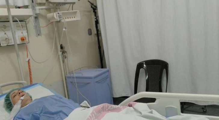 خاص الفن- وفاء موصللي في المستشفى.. وهذه التفاصيل