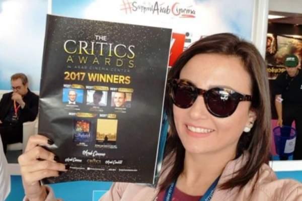 بشرى تبارك للمخرج أحمد دياب على جائزة أفضل مخرج في مهرجان كان