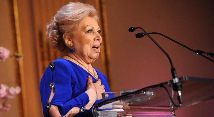 وفاة السوبرانو الإيطالية ميريللا فريني