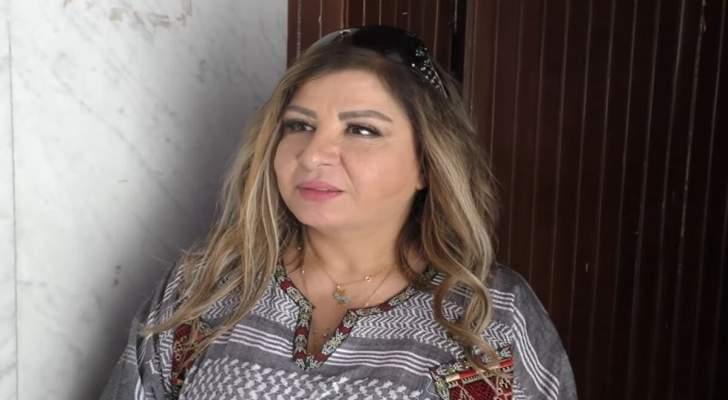خاص الفن – سحر فوزي حزينة على خسارتي نسور قاسيون