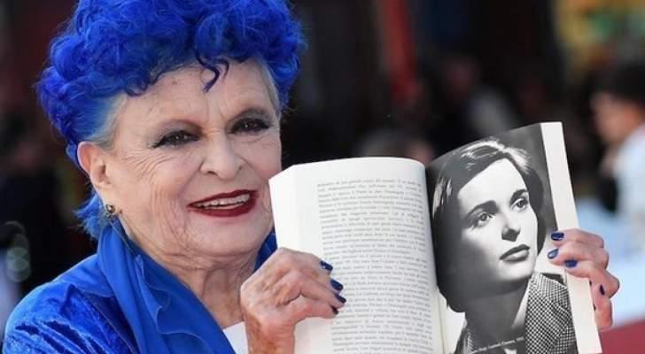 وفاة الممثلة الإيطالية لوتشيا بوسيه إثر إلتهاب رئوي حاد