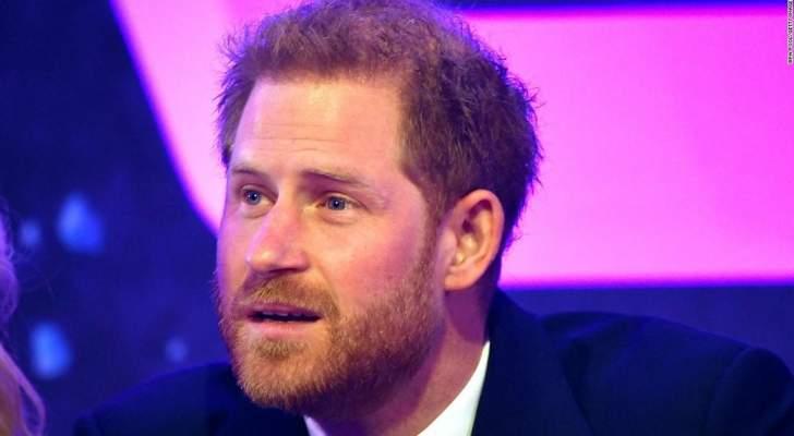 الأمير هاري يبكي ويتأثر خلال حديثه عن ميغان ماركل وابنه