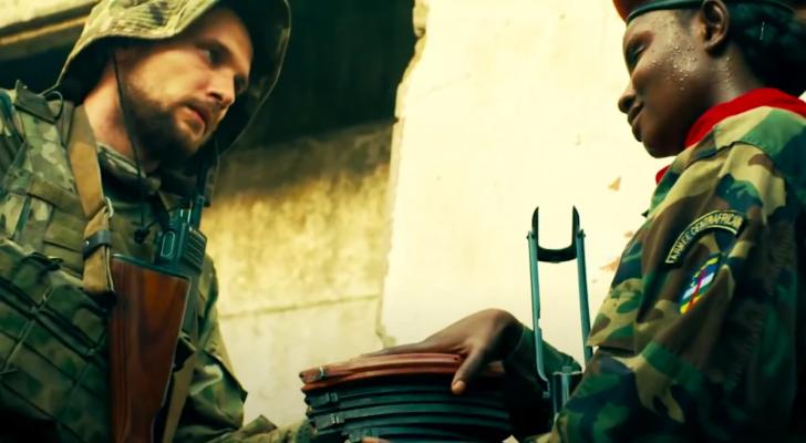 """فيلم """"السائح"""" الروسي يظهر حقيقة الإرهاب في أفريقيا الوسطى"""