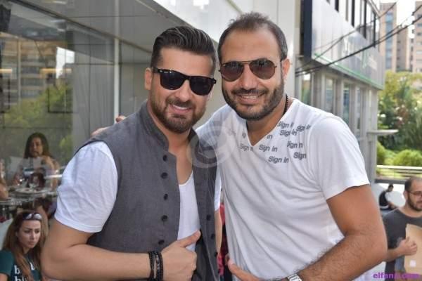 """وسام أمير في كواليس """"الحب الأعمى"""": غيّرت إسمي بسبب هذا الفنان"""" وماذا عن الديو مع سعد لمجرد؟"""