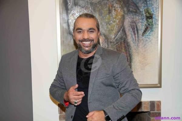 الفن في منزل عادل العراقي: أغنيتي الجديدة تتعلق بحياتي وعاتب على إليسا