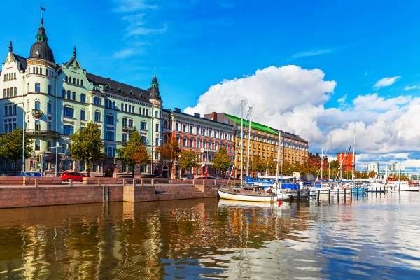 فنلندا أسعد بلاد العالم.. بلد السياحة والجمال المعماري