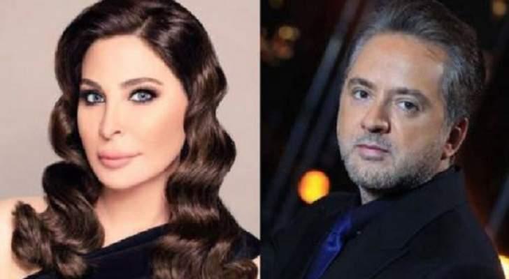 """إليسا تعزي مروان خوري: """"فقدان الإم ما بيتعوّض"""""""