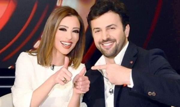 خاص الفن- وفاء الكيلاني وتيم حسن ينتظران مولودهما الأول