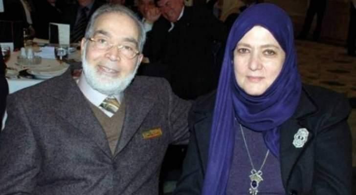 حسن يوسف يرد على شائعة وفاة زوجته شمس البارودي- بالفيديو