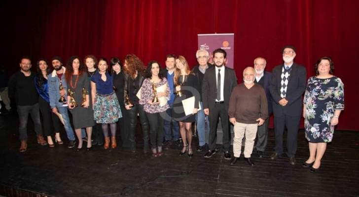 هذا ما كشفه نقولا دانيال وجوليا قصار وبيتي توتل في إختتام مهرجان لبنان الوطني للمسرح