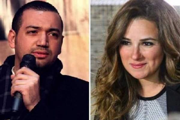 زوج غادة عادل يهاجم منتقدي زواج شيري عادل و الداعية معز مسعود..بالصورة