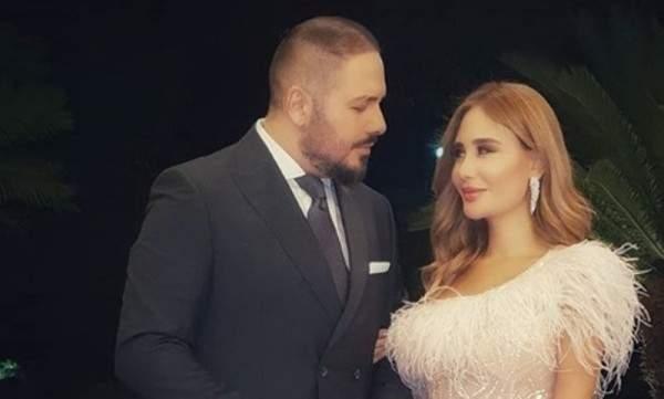 صورة تكشف وجه إبنة رامي وداليدا عياش