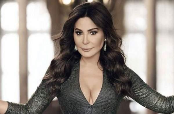 إليسا تغادر لبنان من أجل العملية الجراحية