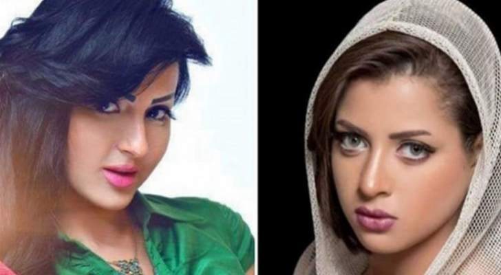 منى فاروق وشيما الحاج تصلان الى المحكمة متخفيتين