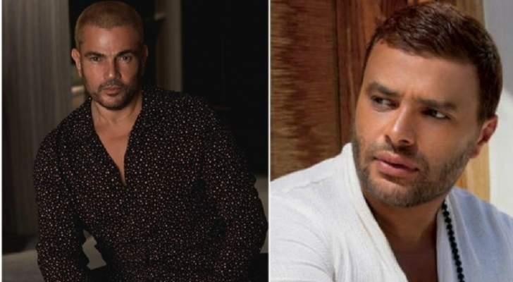 رامي صبري أثبت رقيّه برده على الخلاف على أغنية عمرو دياب