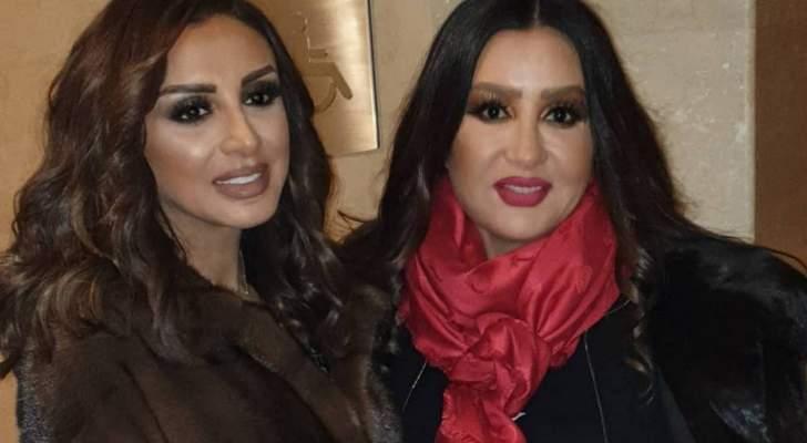 معايدات لأنغام من جمهورها في القصيم ومن إبنها ولطيفة التونسية بعيد ميلادها- بالفيديو وبالصور