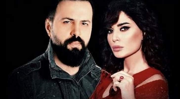 علاقة سيرين عبد النور وتيم حسن بدأت تتعرض للشائعات