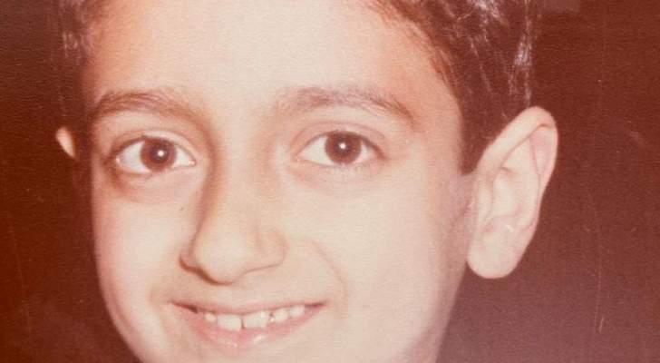 خمنوا من هو هذا الطفل الذي أصبح كاتباً ومخرجاً وممثلا لبنانياً شهيراً