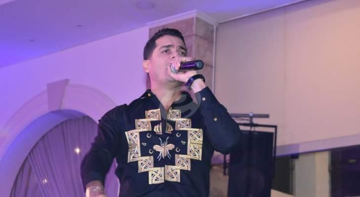 حسن شاكوش يخضع لاختبار الأصوات في نقابة الموسيقيين