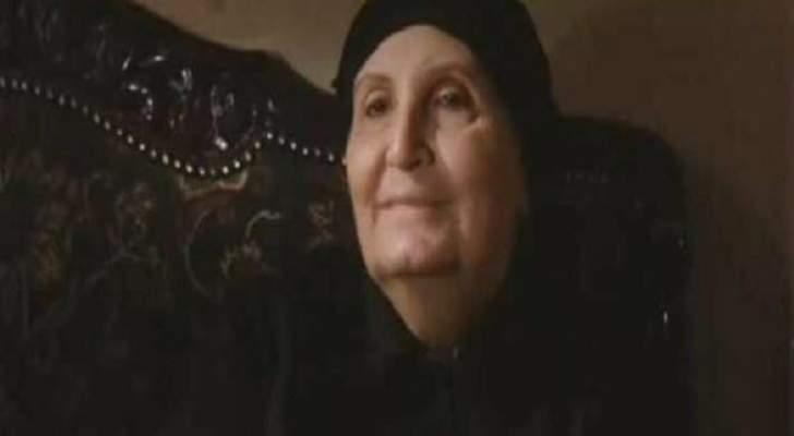 الموت يغيّب الممثلة المصرية نادية رفيق