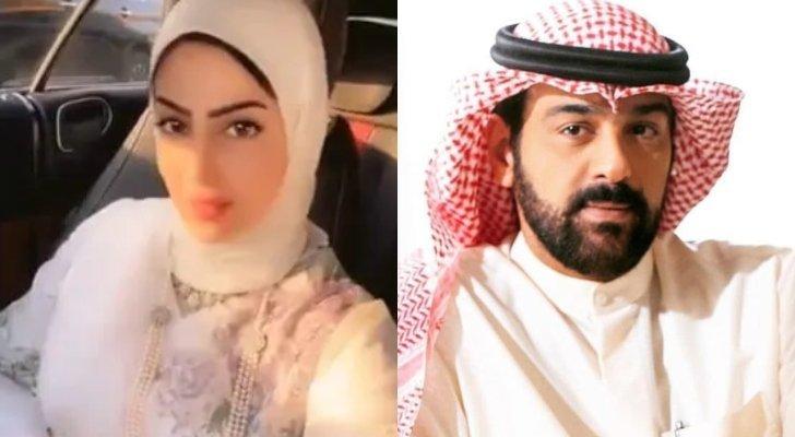 بالفيديو- إبن شهاب جوهر برقصة مع والدته زينب الموسوي داخل السيارة.. وهي توجّه رسالة لطليقها