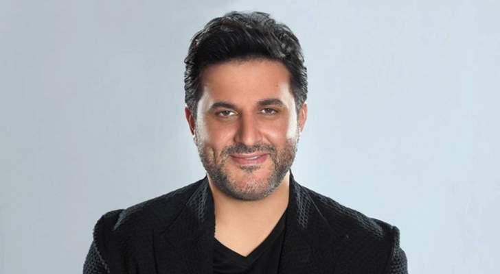 ملحم زين دفاعاً عن حسين الجسمي: شوف الجبل واقف ولا هزته ريح-بالصورة