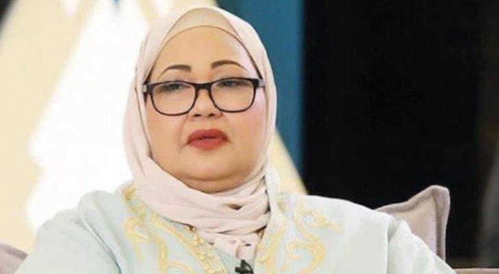 وفاة شقيقة إنتصار الشراح ومي العيدان تنعاها