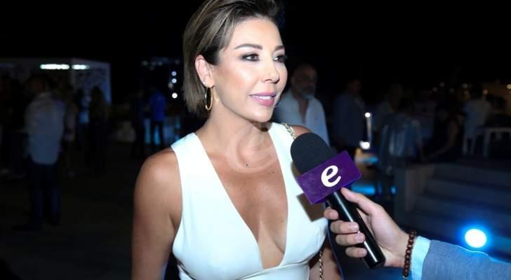 خاص بالفيديو- رولا شامية ترد على إنتقادات زواجها في قبرص وبين LBCI والجديد هذا خيارها