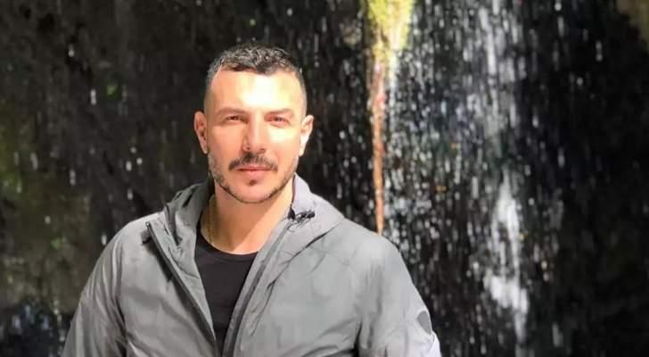 """باسل خياط يتصدر بوستر مسلسل """"عهد الدم""""-بالصورة"""