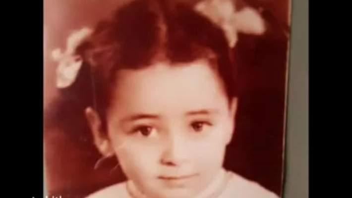 هل تستطيعون معرفة من هذه الطفلة التي أصبحت اليوم ممثلة شهيرة؟