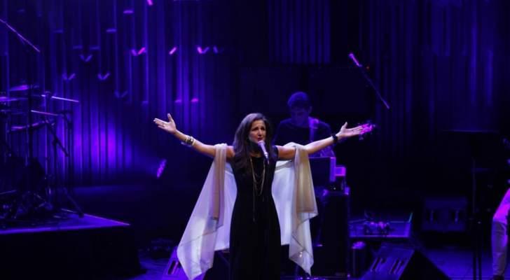 تانيا صالح تحضر لألبومها السادس وهذا موعد طرحه