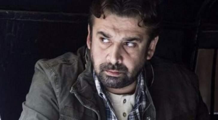 دينا الشربيني ونيللي كريم وغادة عادل مع كريم عبد العزيز في فيلمه الجديد