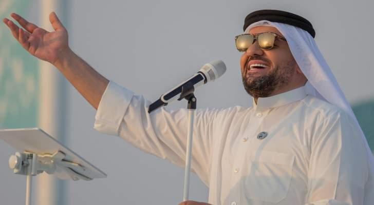 هجوم كبير على حسين الجسمي بسبب تعاونه مع فرقة إسرائيلية