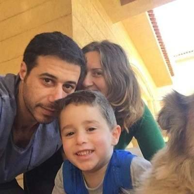 أحمد السعدني وزوجته بإطلالة عفوية..بالصورة