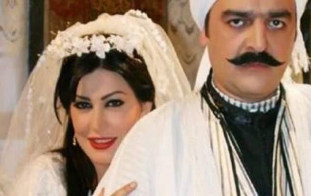 """سامر المصري يجتمع بزوجته من جديد في """"باب الحارة"""".. بالفيديو"""