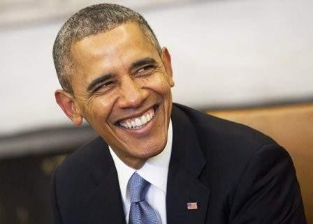 باراك اوباما برسالة تهنئة في ذكرى استقلال أميركا وعيد ابنته ماليا