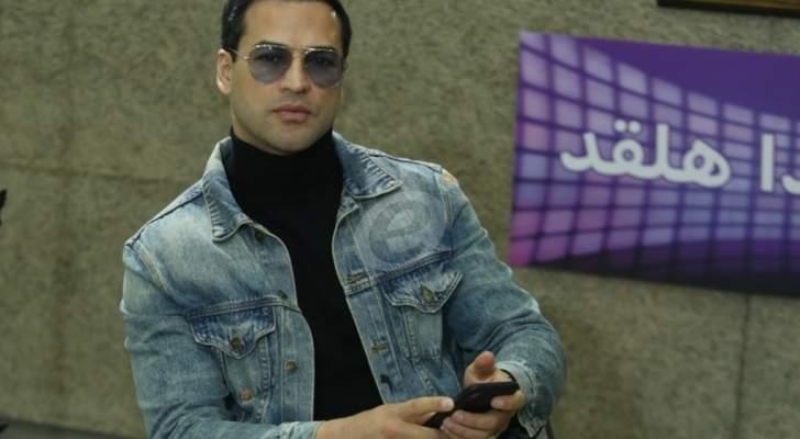 خاص وبالفيديو- وسام حنا يكشف كيف دخل مجال التمثيل