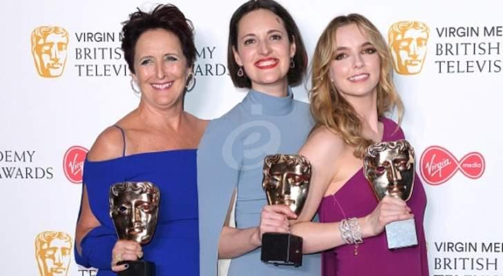 تعرفوا إلى الفائزين بجوائز بافتا التلفزيونية لعام 2019