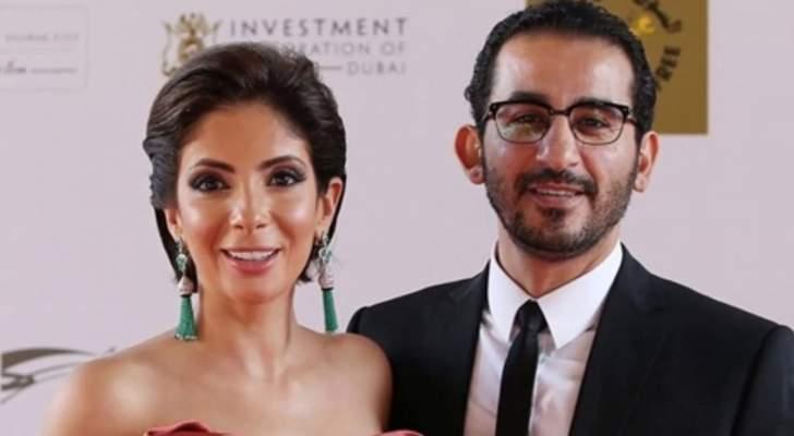 صورة نادرة من زفاف أحمد حلمي ومنى زكي بعد أن مُزّقت