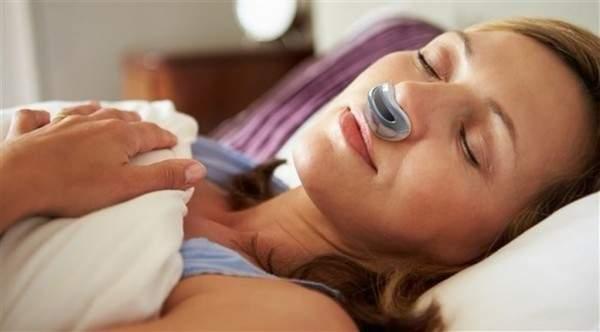 إنقطاع النفس خلال النوم يستلزم العلاج فوراً