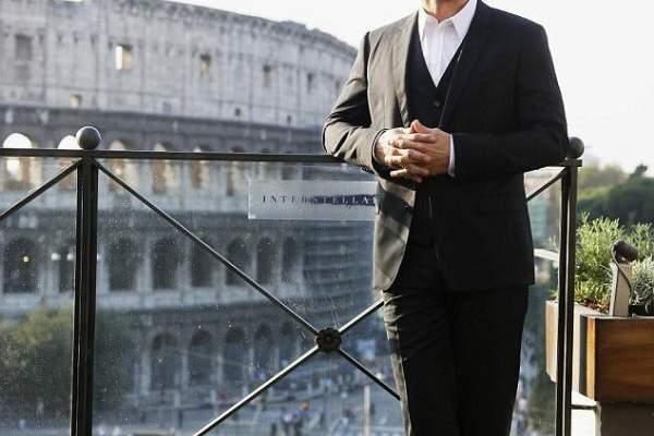 ماثيو ماكونهي من باريس إلى روما..من أجل فيلمه Interstellar