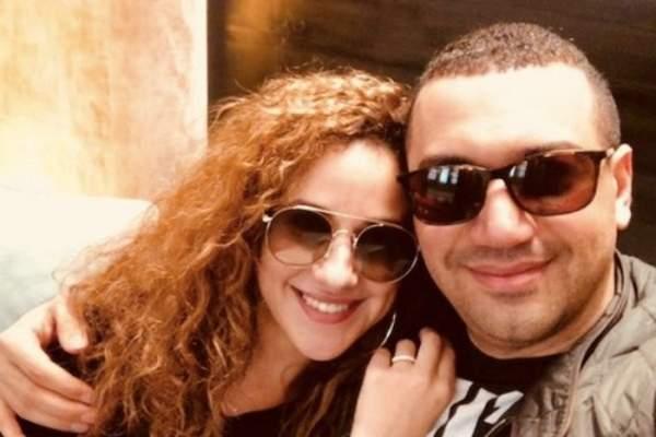 شيري عادل تعلن إنفصالها عن زوجها معز مسعود