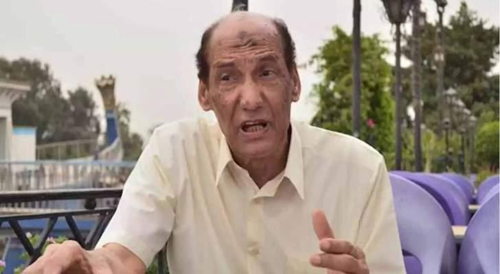 وفاة الممثل محمد ريحان بفيروس كورونا