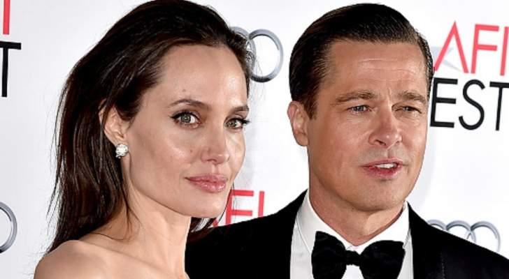 طلاق أنجلينا جولي وبراد بيت بات رسمياً!