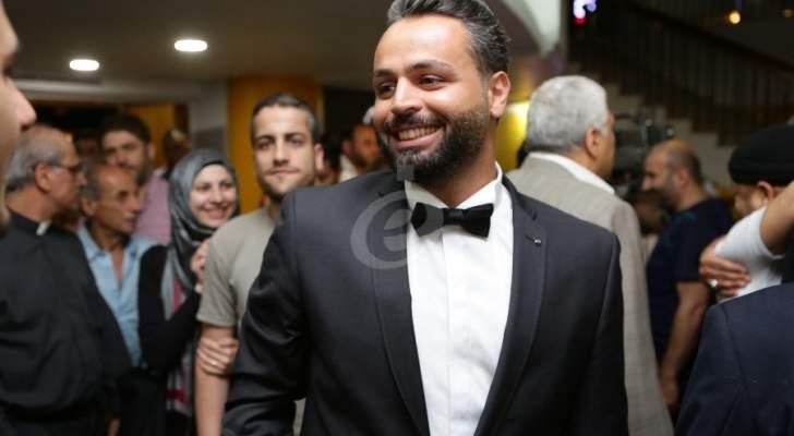 """مهدي فخر الدين الى الدراما السورية من خلال """"هوا أصفر"""""""