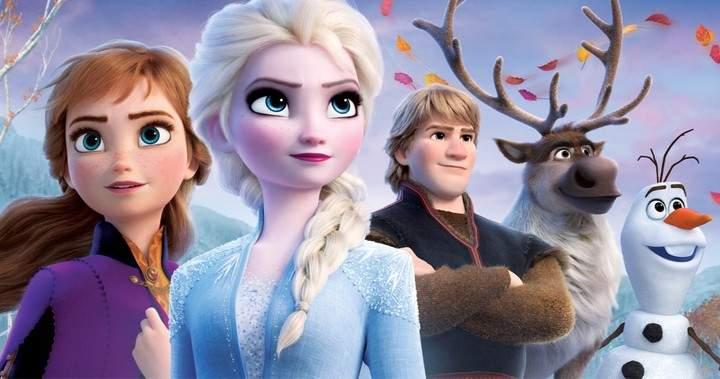 Frozen 2 في الصدارة