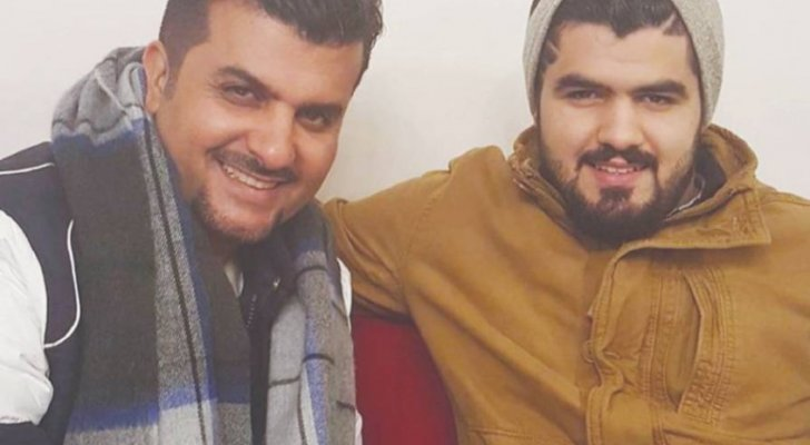 صالح البلام إبن مشاري البلام يحقق هذا النجاح - بالصورة