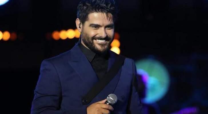 """ناصيف زيتون يطرح أغنيته الجديدة """"سلمي""""- بالفيديو"""
