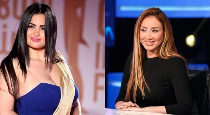 ريهام سعيد تعلّق على توقيف سما المصري-بالصورة