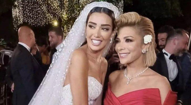 """خاص """"الفن""""- بعد حضورها حفل زفاف جيسيكا عازار..هذه حقيقة ما تقاضته أصالة"""